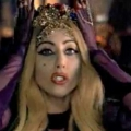 Lady Gaga Nut Shot Picture Photo