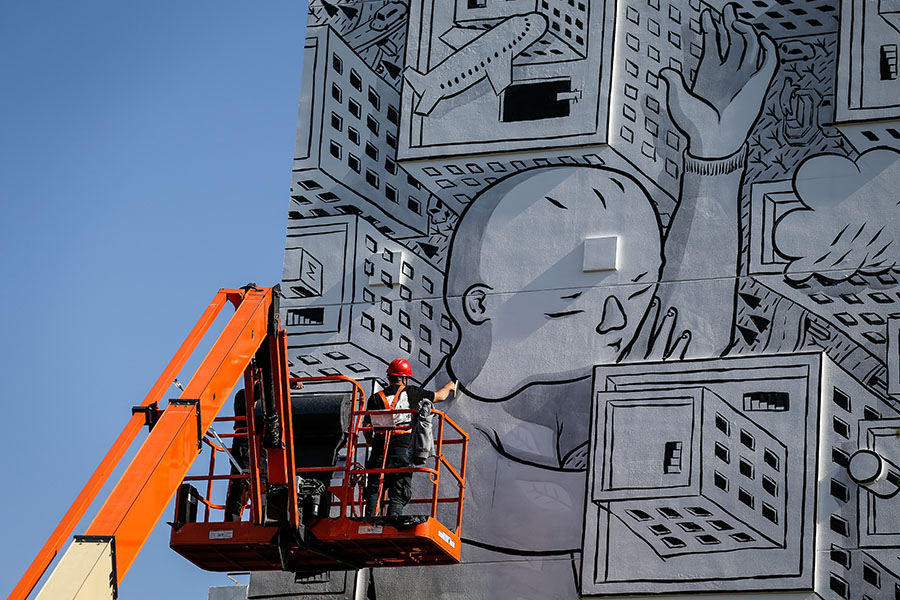 Italian muralist Millo adds color to Shanghai's skyline - Popteen Magazine - 1.jpg