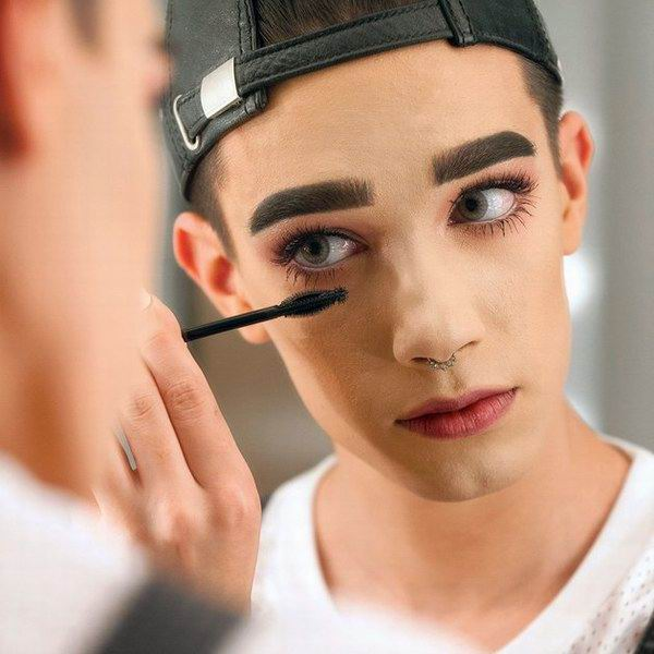 CoverGirl's first CoverBoy: Teen makeup artist James Charles breaks beauty barriers - Popteen Magazine - Teen makeup artist James Charles