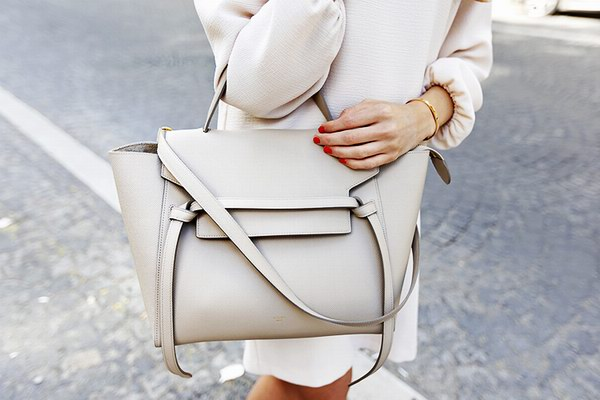Would you get the celine belt bag in black or grey? - Popteen Magazine - celine belt bag grey