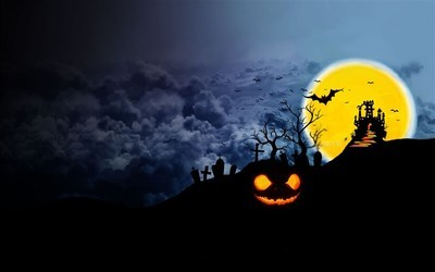 What does Halloween mean to you? - Popteen Magazine - Halloween Pop Art
