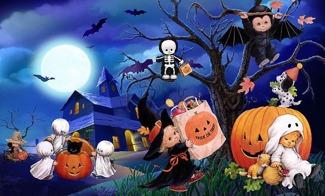 What does Halloween mean to you? - Popteen Magazine - Halloween Movie